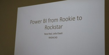 Full Day Training Pre-Con: Power BI from Rookie to Rockstar