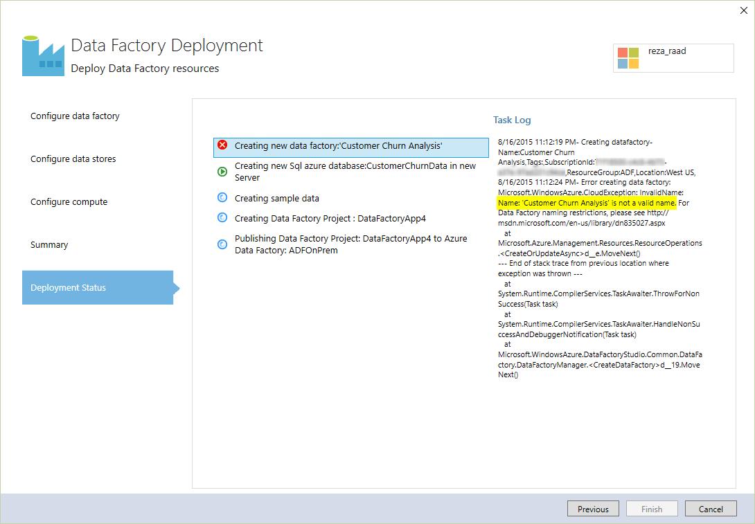 Visual Studio 2010 Business Intelligence Templates ] - using ...