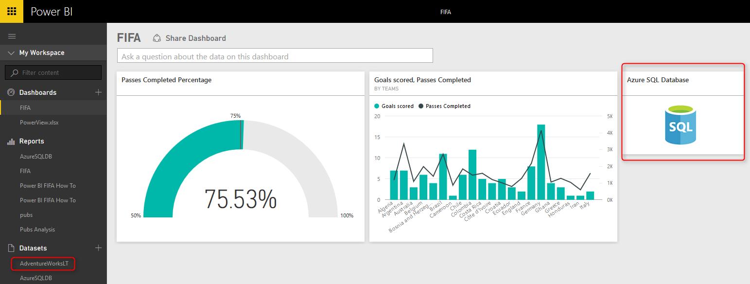 Power Bi Get Data From Azure Sql Database Radacad