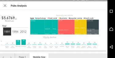 Tips for Mobile Friendly Report Development with Power BI
